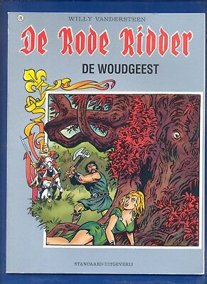 Rode Ridder N°.170 : De Woudgeest : ( 1°.Druk 1998 )