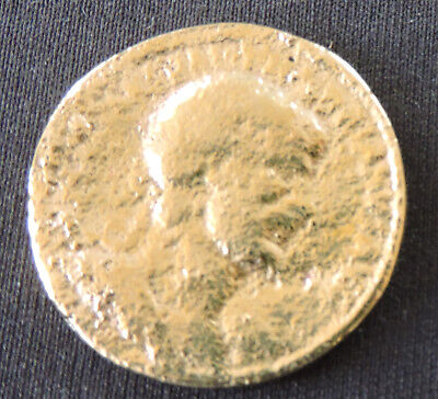 Ancient Roman Coin found in Carthago (Tunesia)