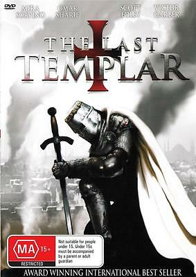 The Last Templar - Mira Sorvino -  New & Sealed Dvd - Free Local Post