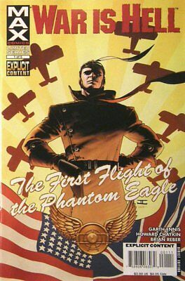 War is Hell: 1st Flight of the Phantom Eagle #   1 Near Mint (NM) MODN AGE