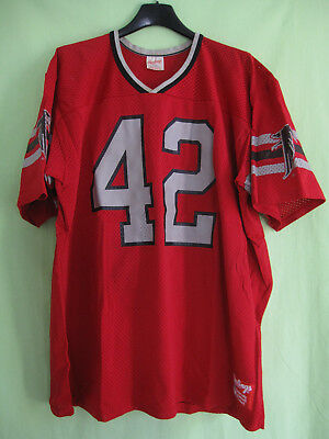 Maillot Atlanta Falcons Made in USA Football Americain #42 Jersey Rawlings - XL