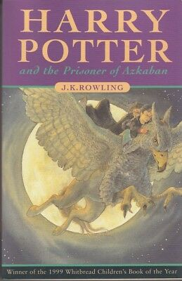 Harry Potter and the Prisoner of Azkaban by J. ... - J K Rowling - Acceptable...
