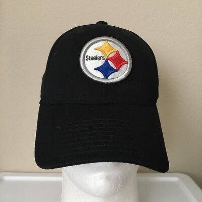 Pittsburgh Steelers NFL Training Camp 9TWENTY Cap Hat Adjustable Men s S M a07bf1a063a1
