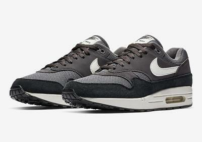 pick up 7b0d2 6f231 Nike Air Max 1 Ah8145 012 Thunder Greysail Whiteblack - Suede