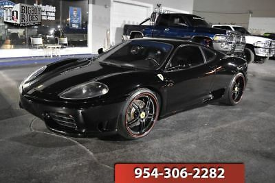 2000 Ferrari 360 360 6 Speed 2000 Ferrari 360 Modena 6 Speed Gated Manual Up to date on service, low miles!