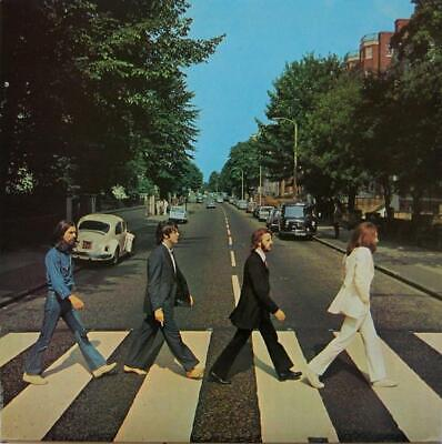 The Beatles ‎– Abbey Road Vinyl Lp Reissue (New/sealed)