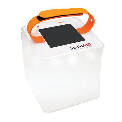 LuminAID PackLite Hero 2-in-1 Supercharger | Camping Lantern and Solar Phone...
