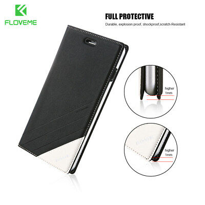 Magnetic Leather Flip Wallet Case Cover For Apple iPhone X Xs MAx XR 8 7 Plus