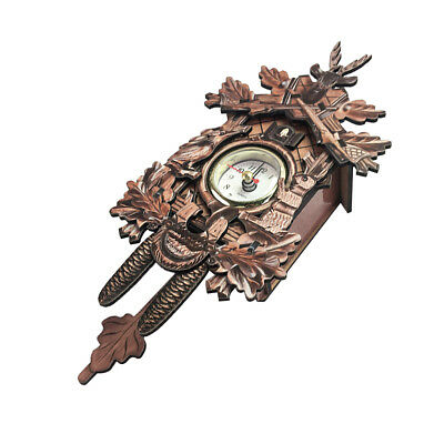 Creative Cuckoo Coo Wall Clock Decorative Clock Christmas Gift- L