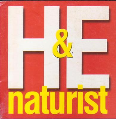 H&E Naturist June 2008 - magazine nudist health efficiency - Trinny and Susannah