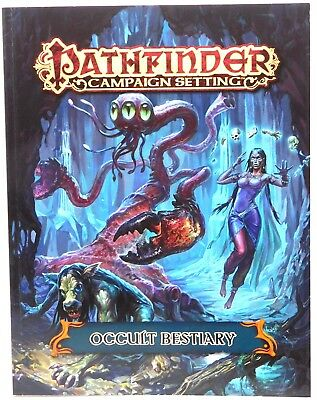 Pathfinder Occult Bestiary Pdf