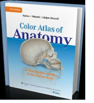 Color Atlas of Anatomy 7TH EDITION E BOOK PDF ebooks ebook free shipping