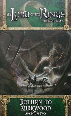Lord of the Rings LCG Nin-in-eilph Adventure Pack Factory Sealed New The