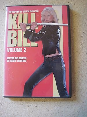 Kill Bill Vol. 2 (DVD, 2011)