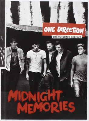 One Direction-Midnight Memories Ultimate Edition CD NEU