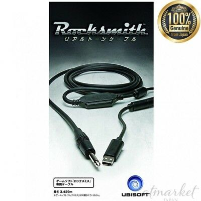 Ubisoft Locksmith Real tone cable Xbox 360 PlayStation 3 genuine from JAPAN NEW