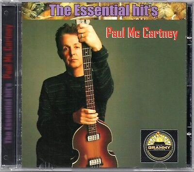 Paul McCartney CD The Essential Hits Brand New Sealed Ultra Rare