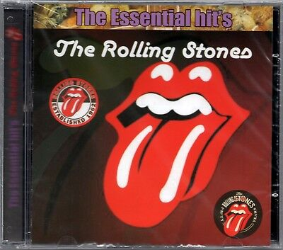 The Rolling Stones CD The Essential Hit's Brand New Sealed