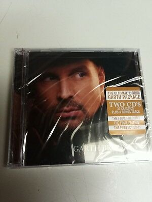 Garth Brooks The Ultimate Hits Greatest Hits Brand New & Sealed 2 CD Set