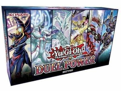 Yugioh Duel Power Booster Set Box: 6 booster packs = 30 Ultra-Rare cards