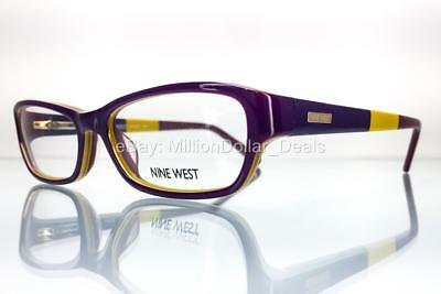 0c3237347e Nine West Women Rx Prescription Eye Glasses Frames NW 5051 Multi-Color 50-15