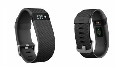 Fitbit Charge HR Activity Fitness Tracker Watch Heart Rate   *(1-2 Day battery)*