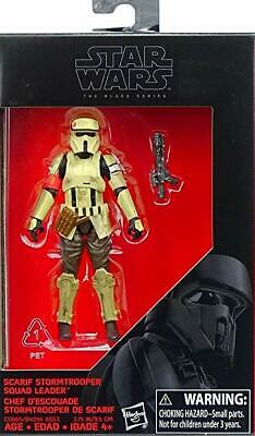 Star Wars The Black Series Scarif Stormtrooper 3 & 3/4 in. Action Figure NIB