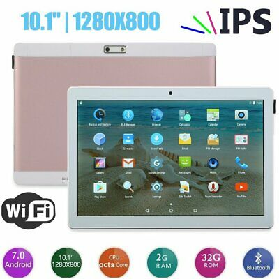 """LESHP 10.1""""Tablet PC 1366 * 768 IPS Android 3GB+16GB USB Charger 2019 NEW"""
