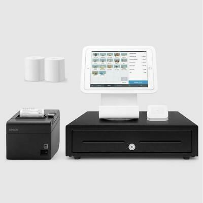 Square Stand POS System for iPad with USB Printer Bundle #17