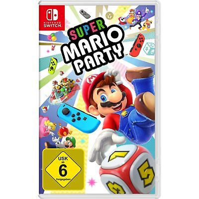 Super Mario Party, Standard, Spiel, Familie