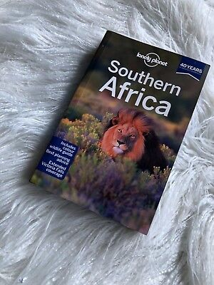 Lonely Planet Southern Africa Travel Guide by Richard Waters 9781741798890