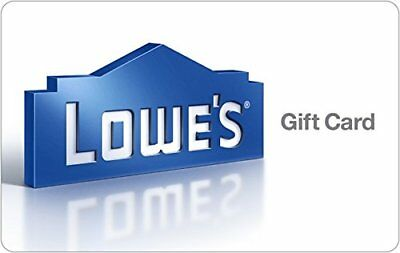 Lowe's - 25$ USD-Email Digital Delivery