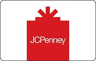 JCPenney Gift Cards - 25$ USD Email Digital Delivery