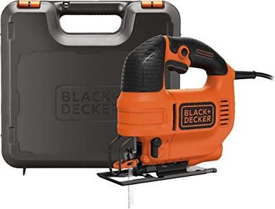 BLACK+DECKER KS701PEK-QS Seghetto Alternativo ad Azione Pendolare in Valigetta,