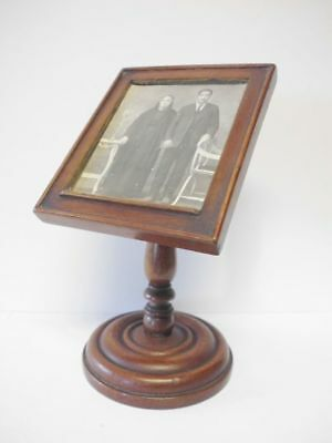 seltener antiker Holz-Bilderrahmen-Tafelrahmen/seldom antique wooden-photo frame