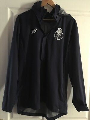 FC Porto New Balance NB Windproof Jacket Large Men's