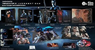 Terminator 2 Judgement Day FilmArena Collection E1 FullSlip (Blu-ray 4K UHD) PRE