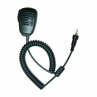 Portable Handheld Gmrs Lapel Speaker Microphone Accessory High Quality Sound Us