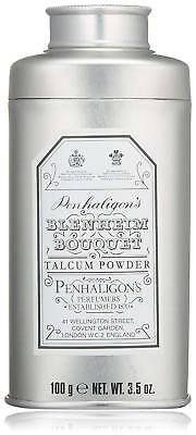 Penhaligon's BLENHEIM BOUQUET Talcum Powder 100g Talc 3.5 oz. - Brand New - RARE
