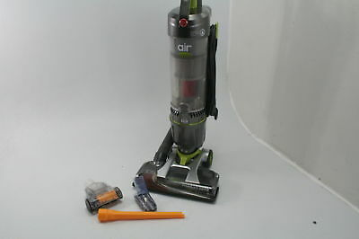 Hoover WindTunnel Air Steerable Pet Bagless Corded Upright Vacuum Grey UH72405
