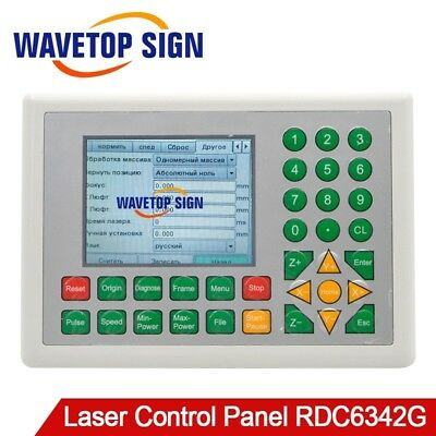 Laser Controller use for Laser Cutting & Engrave WaveTopSign Ruida RDC6342G CO2