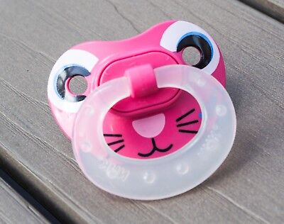 Nuk Animal Dummy Soother Pacifier, Limited Stock, 3 Colours Available