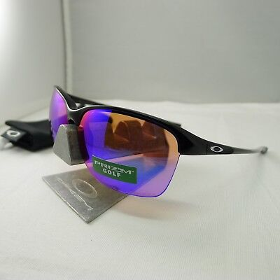 f70343cab3 Oakley Unstoppable Polished Black With Prizm Golf Sunglasses 9191-1565 New  9.9