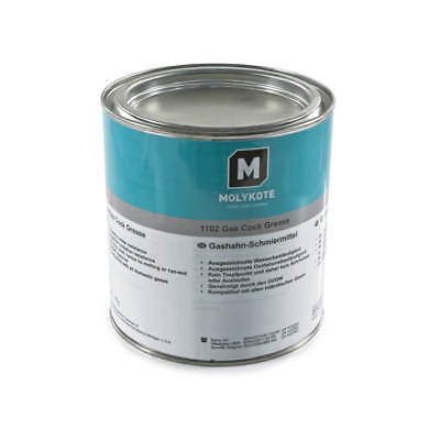 NEW Molykote 1102 Gas Cock Grease - 1kg UK SELLER, FREEPOST