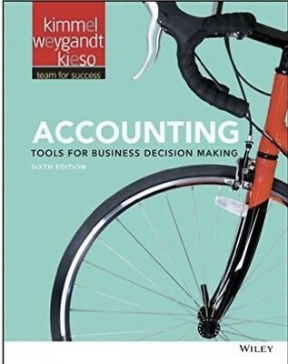 Accounting Tools for Business Decision Making 6th edition full PDF VERSION