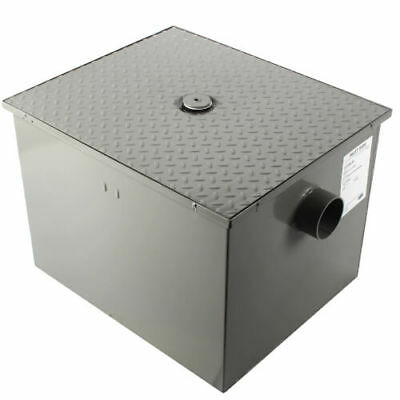 "Gt2700-25-3Nh - 25 Gpm 3"" No-Hub Grease Trap With Flow Control"