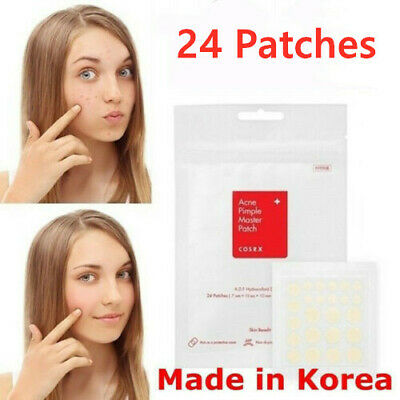 Cosrx 24 Patche Acne Pimple Master Patch Autocollants Traitement Traitement #@C@