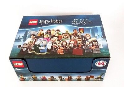 LEGO Harry Potter and Fantastic Beasts CMF Series 71022 - Sealed case! NEW