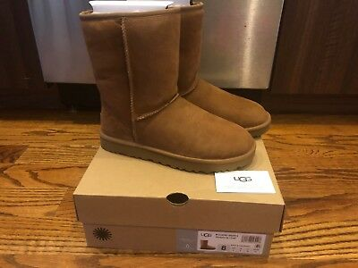 a69ae86e8bb WOMEN'S SHOES UGG Classic Short II Boots 1016223 Chestnut 5 6 7 8 9 ...