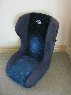Child's Kids Car Booster Seat. 4 - 7 yrs. Made by IGC. 'GoSafe'